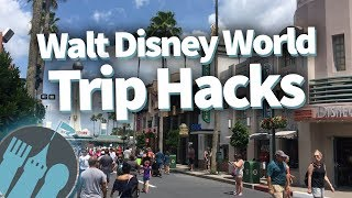 Download Ultimate Walt Disney World Trip and Travel Hacks List! Video