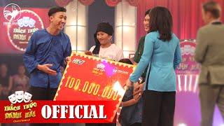 Download Thách Thức Danh Hài mùa 2 | Cô gái dân tộc ″ẵm″ 100 triệu đầu tiên Video