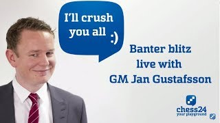 Download Banter Blitz Chess with Jan Gustafsson (116) Video
