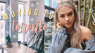 Download EMPTY APARTMENT TOUR & MOVING TO TORONTO| MOVING VLOG Video