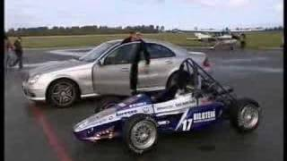 Download FSAE CAR eats supercars Video