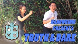 Download Truth & Dare with NaNoWriMo: Giving Yourself Permission to Write a Sloppy First Draft Video