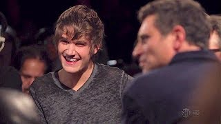 Download Bo Burnham's Best Jokes & Burns in the Green Room (How Bo earned respect of top comics at 20 yo) Video