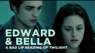 Download ″Edward and Bella″ — A Bad Lip Reading of Twilight Video