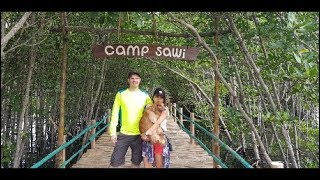Download Omagieca Mangrove Garden, Bantayan Island. Cebu Philippines. + Aerial View Video