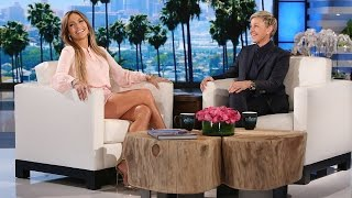 Download Jennifer Lopez Plays Who'd You Rather? Video