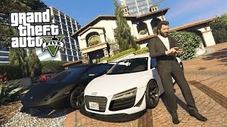Download GTA 5 Real Life Mod #29 - The Return, EPIC Vacation, Driving Supercars & MORE! (GTA 5 Mods Gameplay) Video