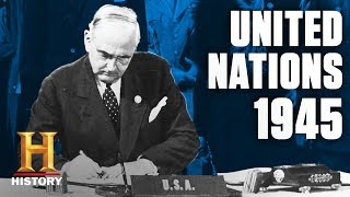 Download The United Nations Is Created | Flashback | History Video