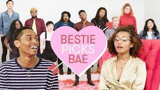 Download I Let My Ex Pick My Bae: Leighla | Bestie Picks Bae Video