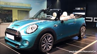 Download MINI Cooper S Convertible F55 2017 | Real-life review Video