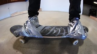 Download SHOES DUCT TAPED TO THE BOARD | STUPID SKATE EP 80 Video