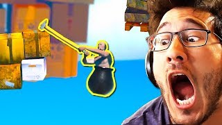 Download THIS GAME HAS BROKEN ME   Getting Over It - Part 2 Video