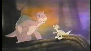 Download 80's The Land Before Time TV Trailer Commercial Video
