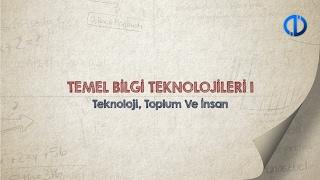 Download TEMEL BİLGİ TEKNOLOJİLERİ I - Ünite 8 Konu Anlatımı 1 Video