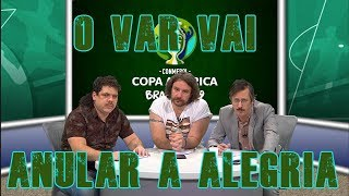 Download FALHA DE COBERTURA #182: Brasil -2 x 0 Venezuela Video