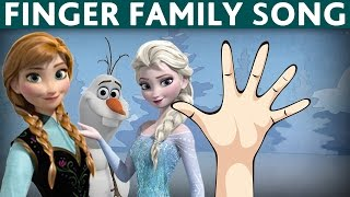 Download Finger Family FROZEN Finger Family NURSURY RHYMES song Video