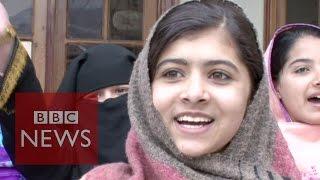 Download Malala's story - BBC News Video
