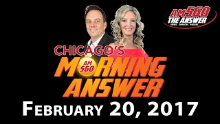 Download Chicago's Morning Answer - February 20, 2017 Video