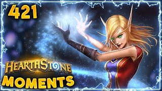 Download LUCKIEST MAGE IN THE WORLD.. | Hearthstone Daily Moments Ep. 421 (Funny and Lucky Moments) Video