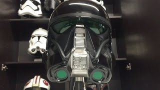 Download Anovos Death Trooper Helmet (Fiberglass Version) Video