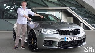 Download IT'S HERE! Collecting My BMW M5 Video