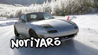 Download World's slowest drifting. Yachiho Lake ice drift with Team Orange Video