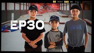 Download Skate Vacation - EP30 - Camp Woodward Season 9 Video