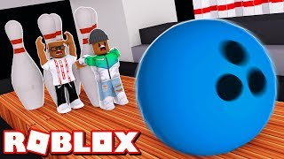 Download *NEW* ESCAPE THE BOWLING ALLEY IN ROBLOX Video