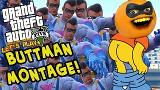 Download Annoying Orange - GTA V: BUTTMAN MONTAGE! (Funniest Moments) Video