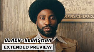 Download BlacKkKlansman | Becoming the First Black Police Officer in Colorado Springs Video
