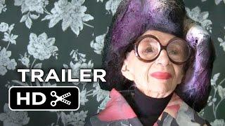 Download Iris Official Trailer 1 (2015) - Iris Apfel Documentary HD Video
