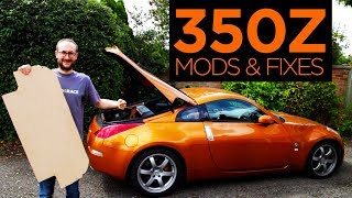 Download 350Z - All The Mods & Repairs So Far | Road & Race S05E12 Video