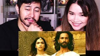 Download PADMAVATI | Deepika Padukone | Shahid Kapoor | Ranveer Singh | Trailer Reaction! Video