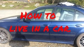 Download How To Live In A Car When Homeless. Video