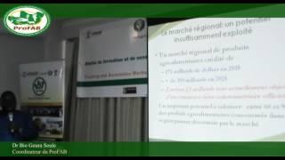 Download Le commerce intra-régional en Afrique de l'Ouest: réalités, potentiel et défis. Video