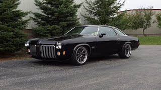 Download 1973 Oldsmobile Olds 442 Restomod Custom & 455 Engine Sound on My Car Story with Lou Costabile Video