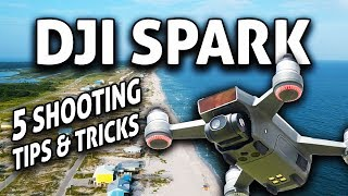 Download DJI Spark: 5 Cinematic SHOOTING TIPS and Tricks Video
