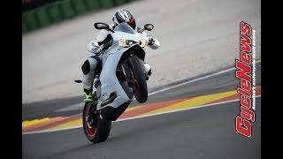 Download 2016 Ducati 959 Panigale Full Test Review - Cycle News Video