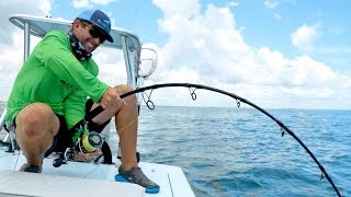Download Fighting a 1000+lb Monster Sawfish for Hours Video