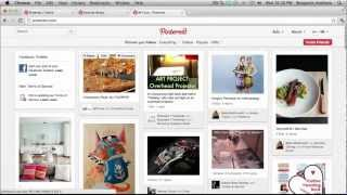 Download A Beginners Guide To Using Pinterest Tutorial Part 1 Video