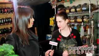 Download Corporate Profile visits Occult Store Enchantments, East Village, NYC Video