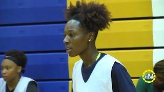 Download 5 Star Girls Basketball Prospect Rennia Davis Is Something Serious Video