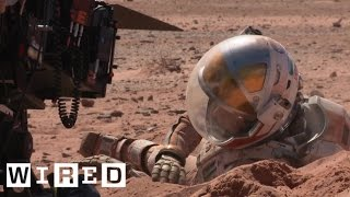 Download Find Out How FX Experts Created Mars in ″The Martian″ Video