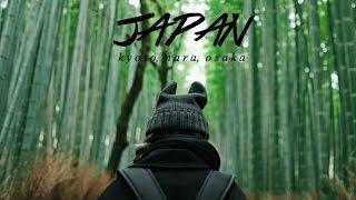 Download Travel Diary: Japan // Kyoto, Nara, Osaka (2016) Video