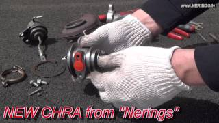 Download How to Rebuild a Turbo / Easy Turbocharger Repair with CHRA Cartridge - NEW Balanced Core Video