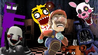 Download R64: Return to Freddy's spaghettria Video