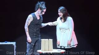 Download craziest chick ever on stage with Shock Illusionist Dan Sperry : Anti-Conjuror Video