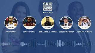 Download UNDISPUTED Audio Podcast (5.17.18) with Skip Bayless, Shannon Sharpe, Joy Taylor | UNDISPUTED Video