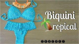 Download BIQUINI TROPICAL- PARTE II/ DIANE GONÇALVES Video
