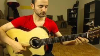 Download La Cumparsita (Tango) (solo guitar arrangement) Video